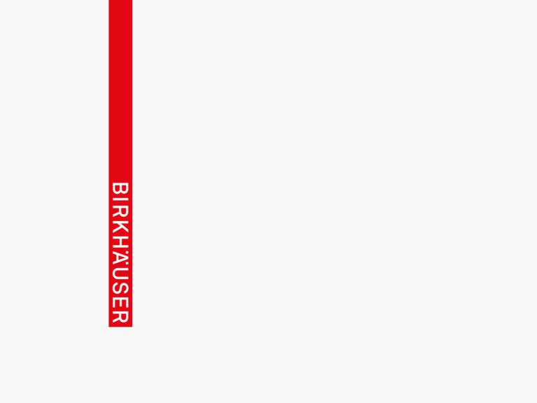 Birkhäuser, Basel (Werbeagentur für Verlage)