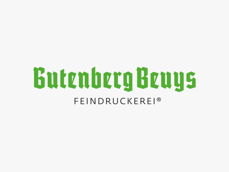 Gutenberg Beuys Feindruckerei, Hannover (Werbeagentur für Druckereien)
